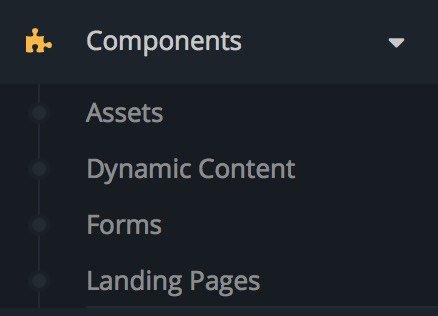 Components Mautic