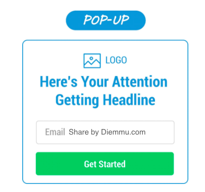 Pop-up Mail